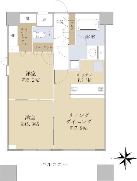 ラグジュアリーアパートメント三ノ輪_6