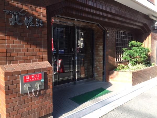 マンション北堀江_4