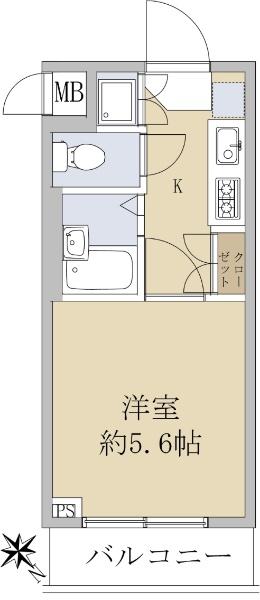 ルーブル駒沢大学_6