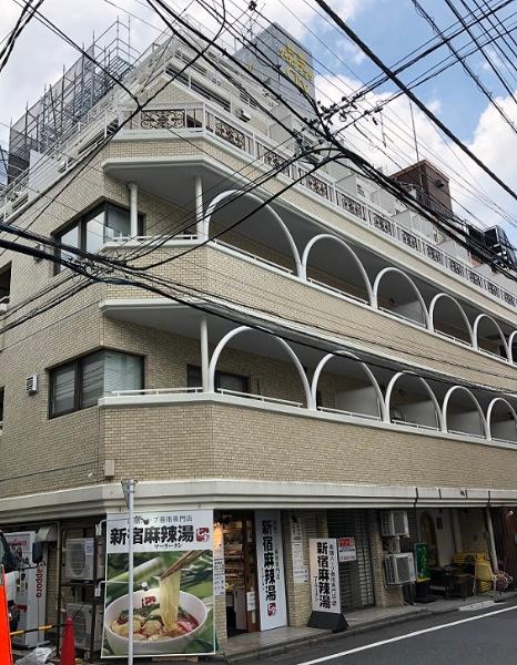 新宿ダイカンプラザシティーⅠ_2