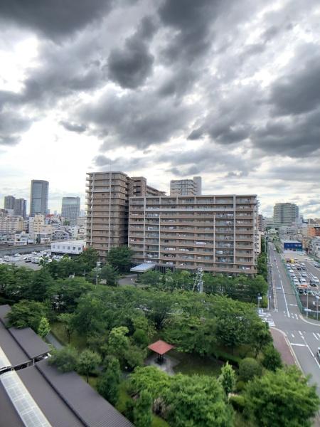 京橋グリーンハイツ 1号棟_5