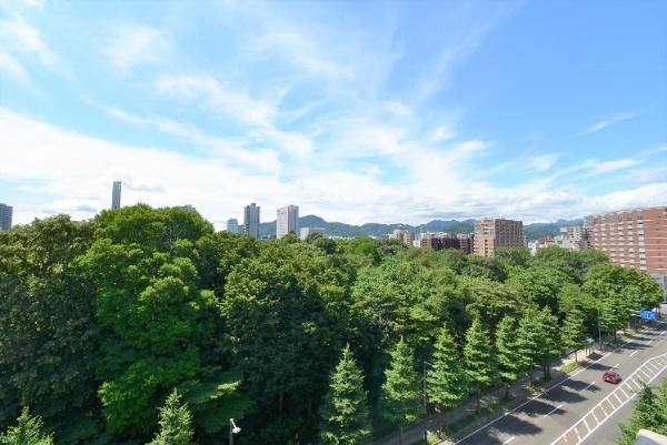 クリーンリバーフィネス札幌植物園_7