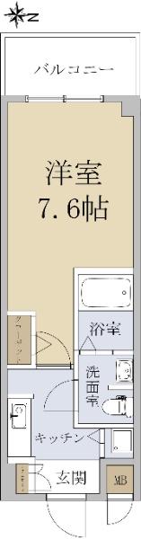 エスライズ東心斎橋_6