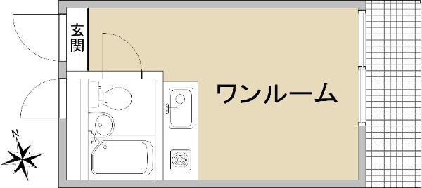 スカイコート品川_6