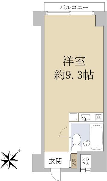 ライオンズマンション関内第弐_6