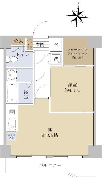 五反田ダイヤモンドマンション_6