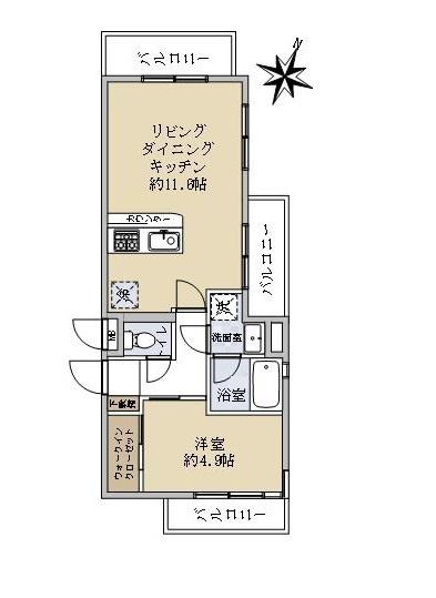インペリアル渋谷神泉フラット_6