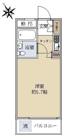 スカイコート尾山台_6