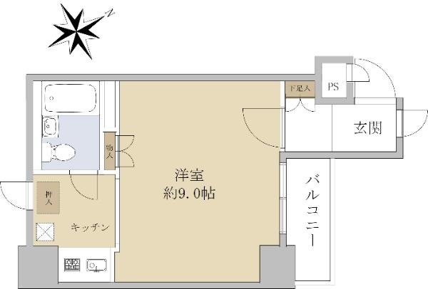 藤和上野コープ_6