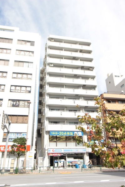 中銀東陽公園マンシオン_2