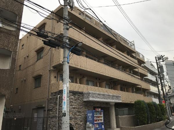 プレール・ドゥーク西新宿_1