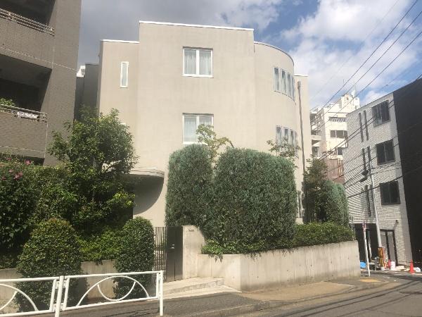目黒区東山2丁目賃貸併用住宅_7