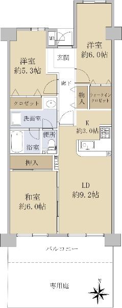 サンヴェール太秦_6