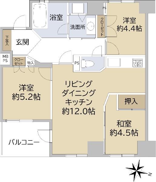 シャトレ高取_6