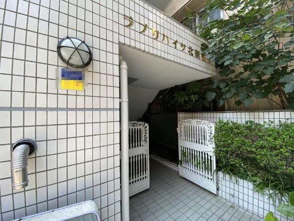 ラブリハイツ北新宿Ⅱ_4