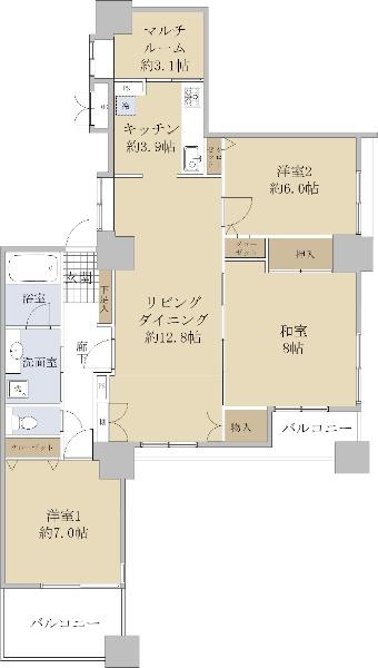 セザール検見川浜_6