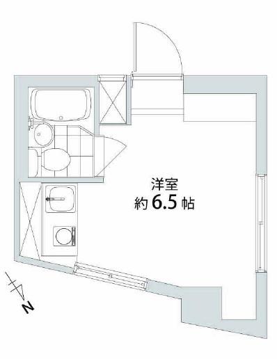 シティマンション東中野_6