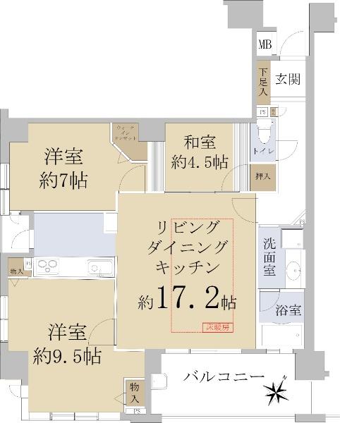 セレッソコート梅田ノーザンシティ_6