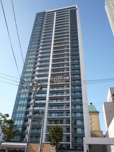 シティタワー札幌_2