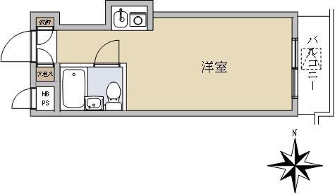ペガサスマンション経堂_6