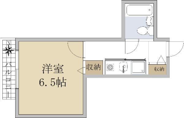 ライオンズマンション阿倍野_6