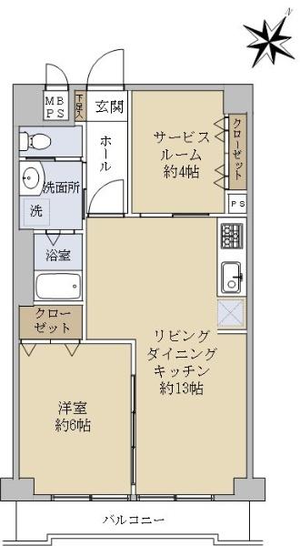 ライオンズマンション横浜大通り公園第2_6