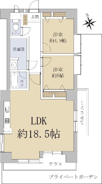 ライオンズマンション浅間町第弐_6