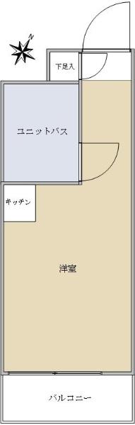 トップ・ルーム千歳船橋_6