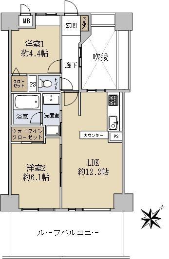 ライオンズマンション鶴見本町通り_6
