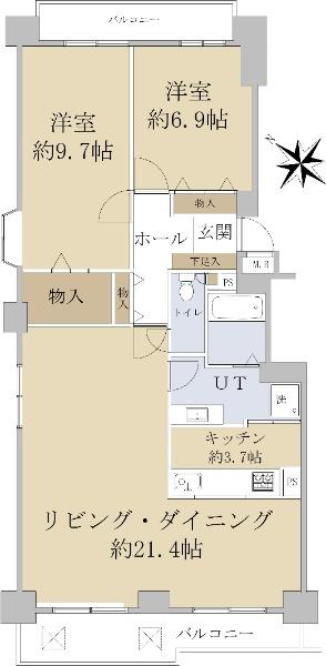 パークアベニュー壱番館_6