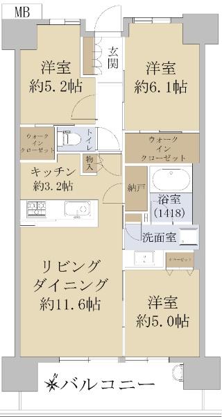 シティテラス神崎川駅前_6