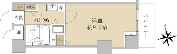 東急ドエル・アルス早稲田_6