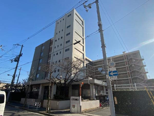 住之江コーポ1号館_1