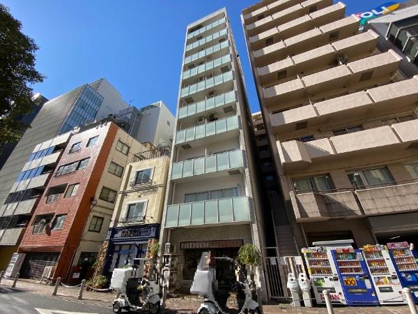 中銀第2新橋マンシオン_3