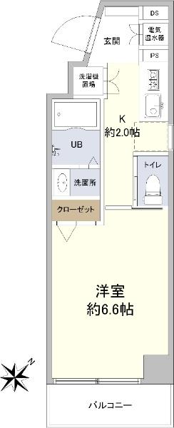 中銀第2新橋マンシオン_6