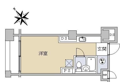 朝日虎ノ門マンション_6