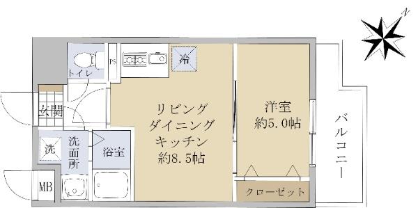 アクトヒルズ横濱鶴見_6