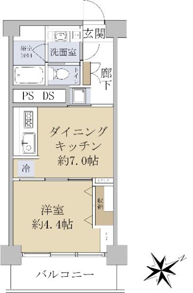 湯島武蔵野マンション_6