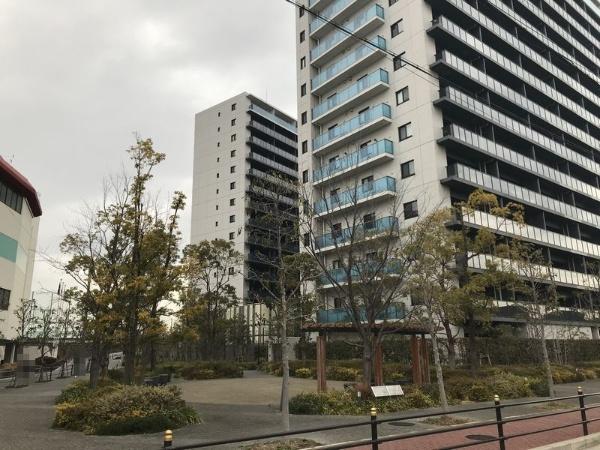 シティテラス神崎川駅前_2