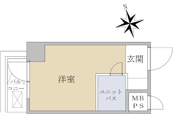 新宿永谷タウンプラザ2階_6