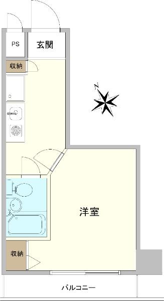 クレッセント下丸子_6