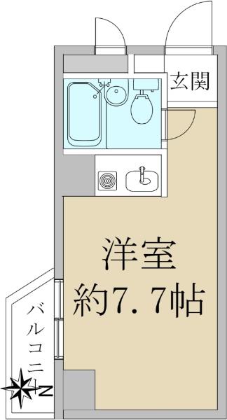 ネオハイツ第3新大阪_6