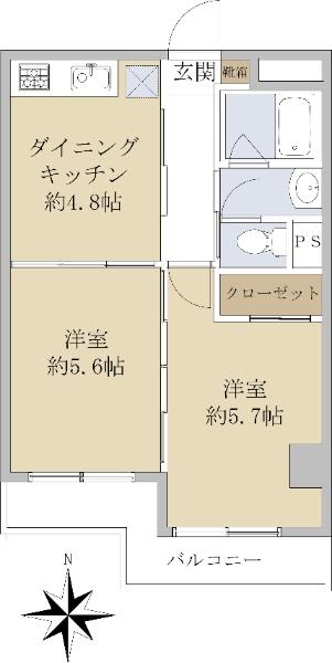 ビッグ武蔵野中村橋_6