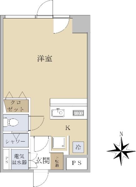 東神田サマリヤマンション_6