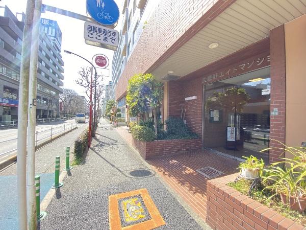 武蔵野エイトマンション_4