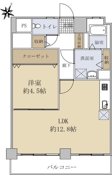 目黒新橋マンション_6