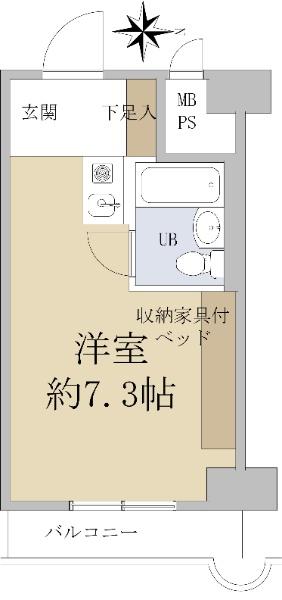 ライオンズマンション新大阪第5_6