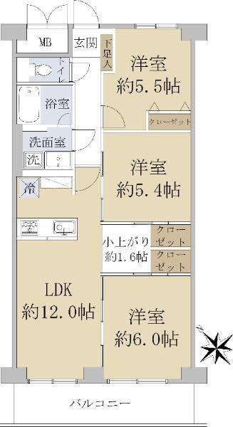ライオンズマンション八事ガーデン弐番館_6