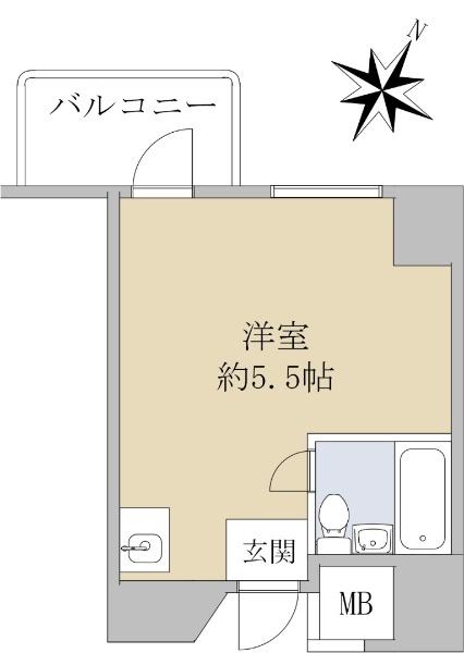 トップ・ルーム新宿公園第2_6