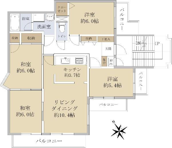 茨木町パークマンション_6